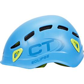 Climbing Technology Eclipse Helm Kinder blue